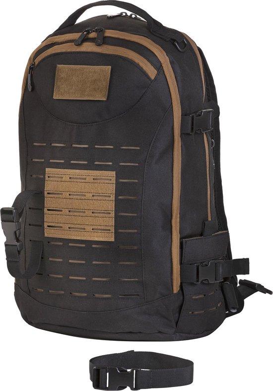 MacGyver Tactical Backpack met 15 inch Laptopvak