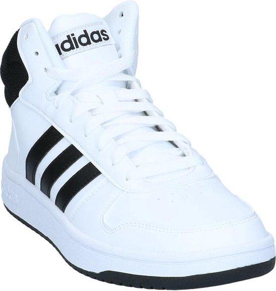 bol.com   Witte Sneakers adidas Hoops Heren 39
