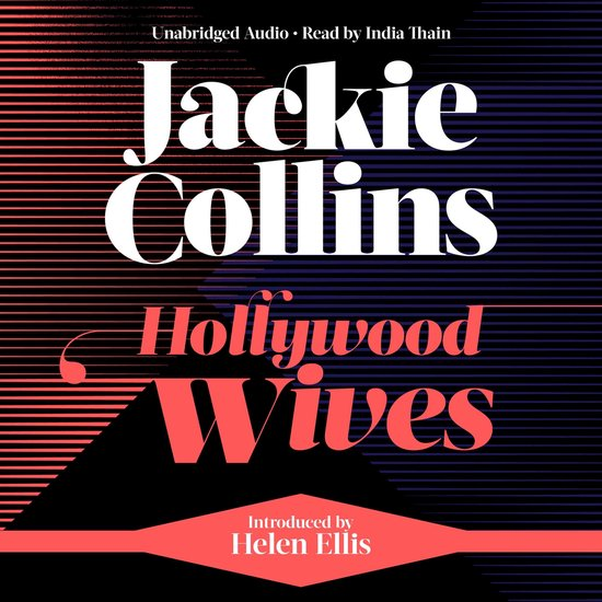 Boek cover Hollywood Wives van Jackie Collins (Onbekend)