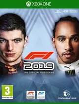 F1 2019 (Formule 1) Standard Edition - Xbox One
