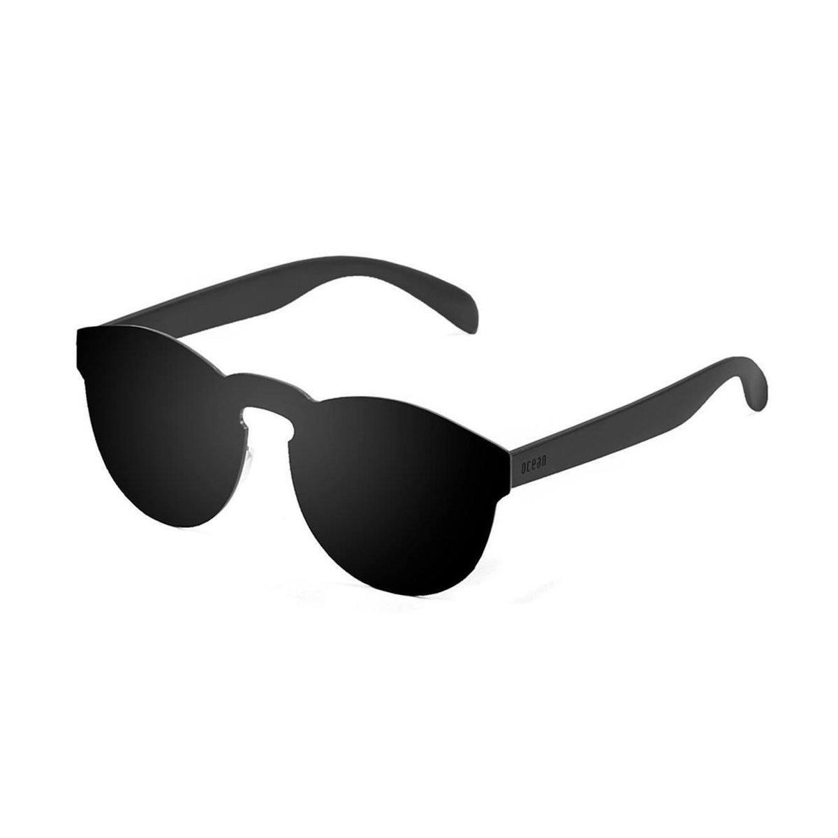 Ocean Sunglasses - IBIZA - Unisex Zonnebril zwart - Ocean Sunglasses