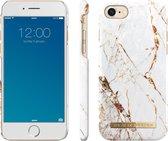 iDeal of Sweden - iPhone 7 Hoesje - Fashion Back Case Carrara Gold