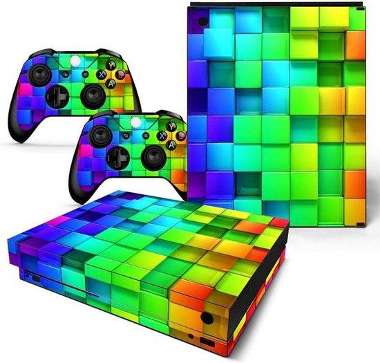 Cubes – Xbox One X skin