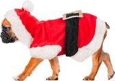 Dog coat santa 20 cm