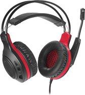 Speedlink Celsor Gaming Headset - Zwart/Rood - PS4
