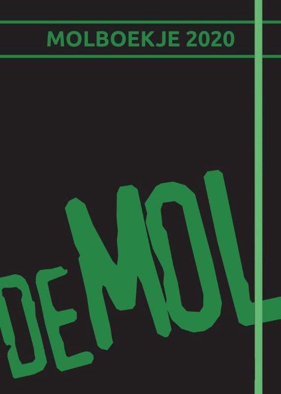 Molboekje 2020 Wie is de Mol?