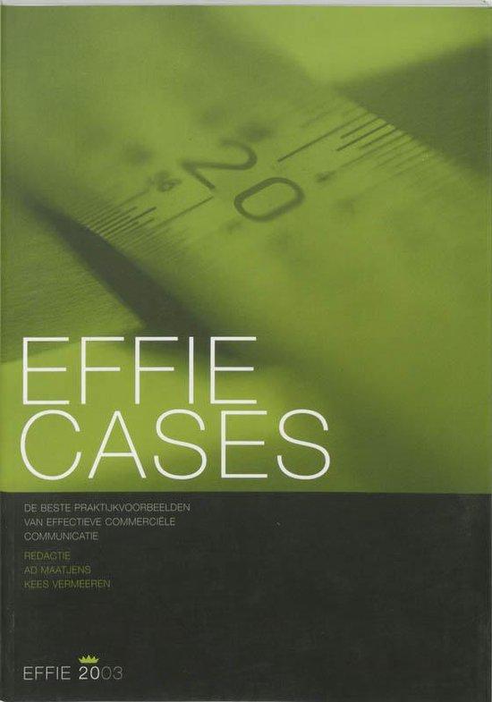 Effie cases - A.H.J.M. Maatjens  