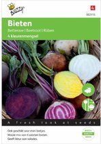 Buzzy® Bieten Mixed colors (geel rood wit)