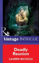 Omslag Deadly Reunion (Mills & Boon Vintage Intrigue)