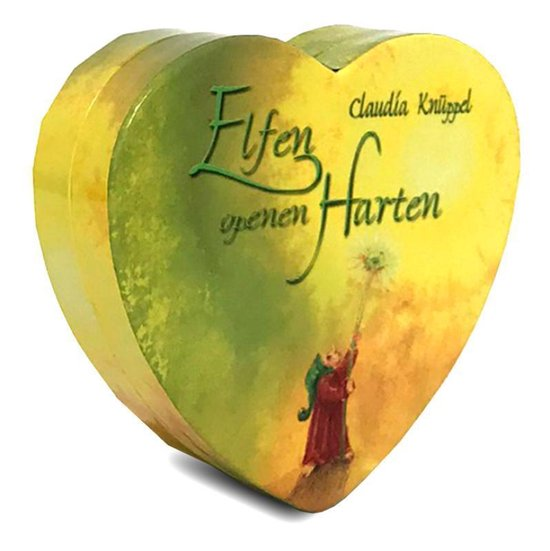 Elfen openen je hart - Claudia Knüppel |