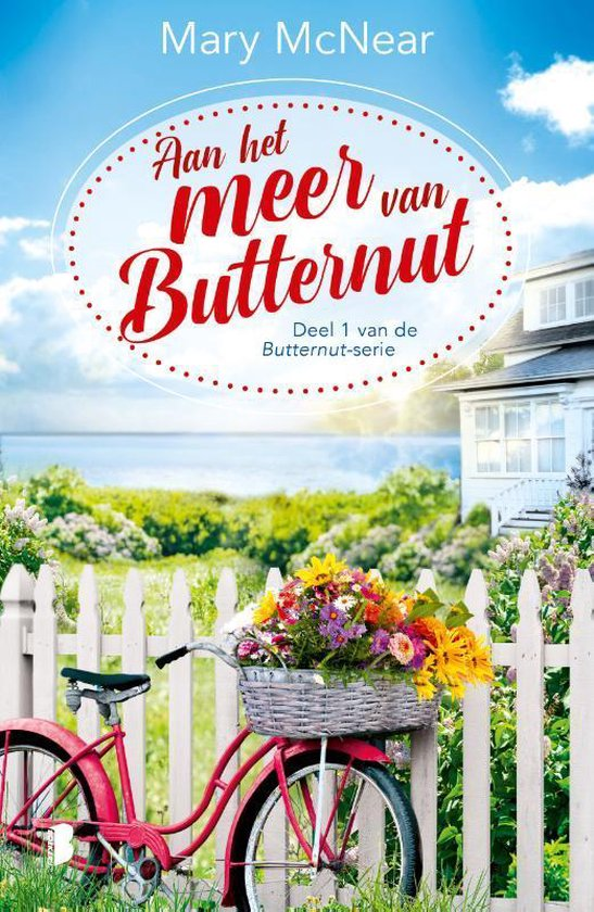 Butternut 1 - Aan het meer van Butternut - Mary Mcnear pdf epub