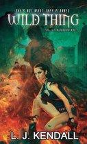 Boek cover Wild Thing van L J Kendall