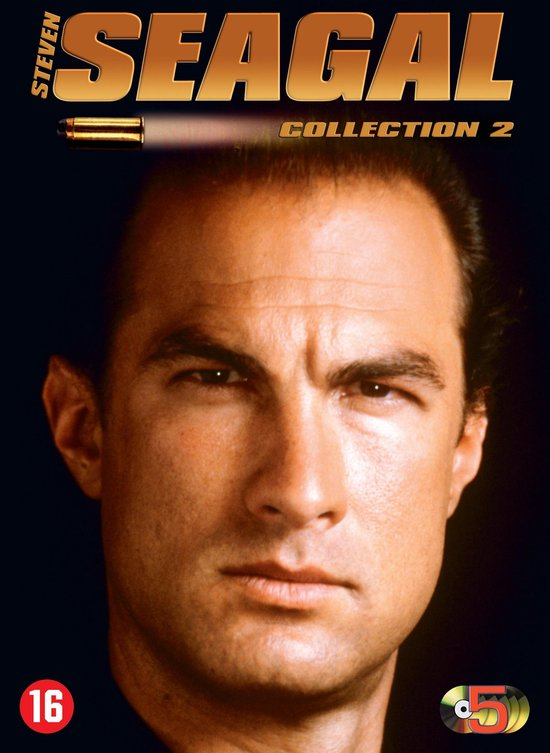 Cover van de film 'Steven Seagal Collection 2'