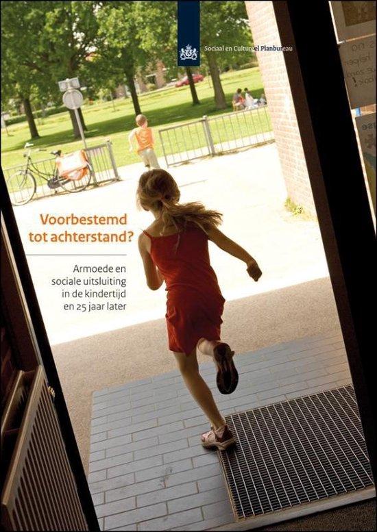 SCP-publicatie 2011-23 - Voorbestemd tot achterstand? - Maurice Guiaux |