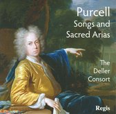 Purcell Songs And Arias
