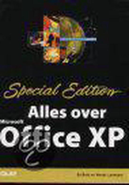 Alles Over Microsoft Office Xp - Bott |
