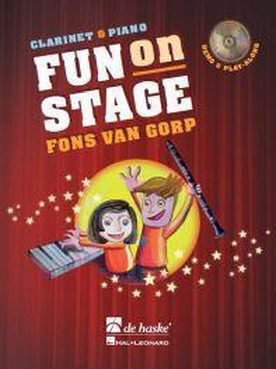 Fun on Stage - Fons van Gorp |