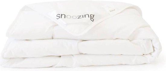 Snoozing Bern Bamboo - 140x200 cm - Wit