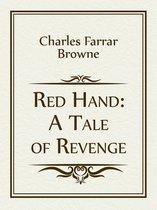 Omslag Red Hand: A Tale of Revenge