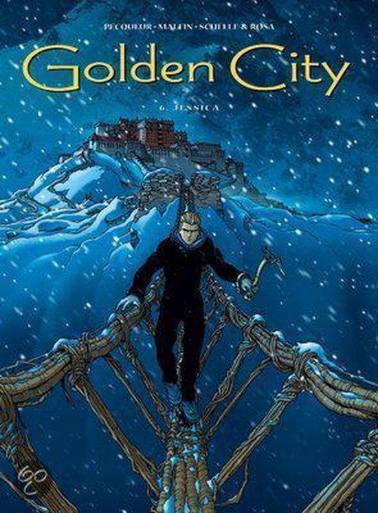 Golden city 06 jessica - Malfin Nicolas |