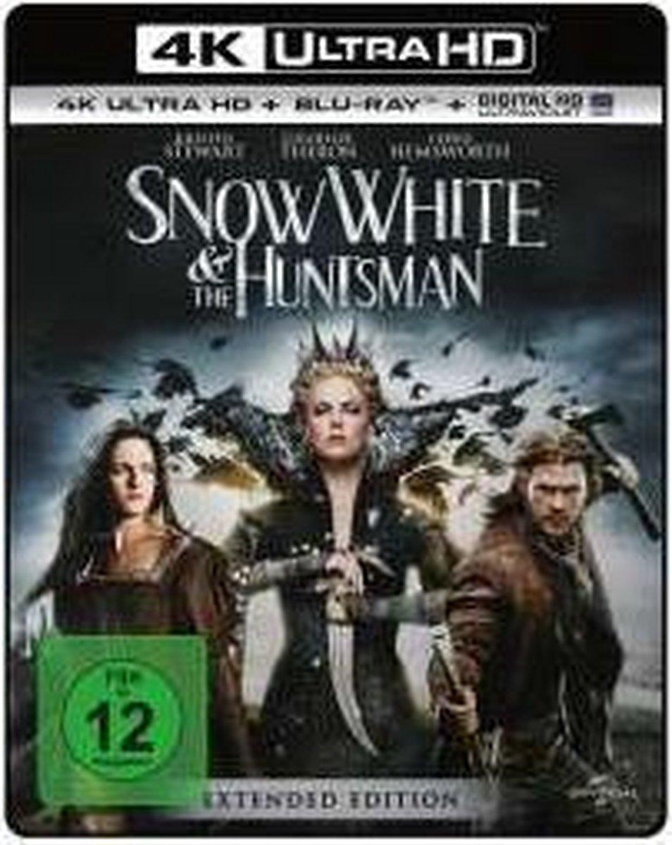 Snow White & the Huntsman - 4K UHD/2 Blu-ray-