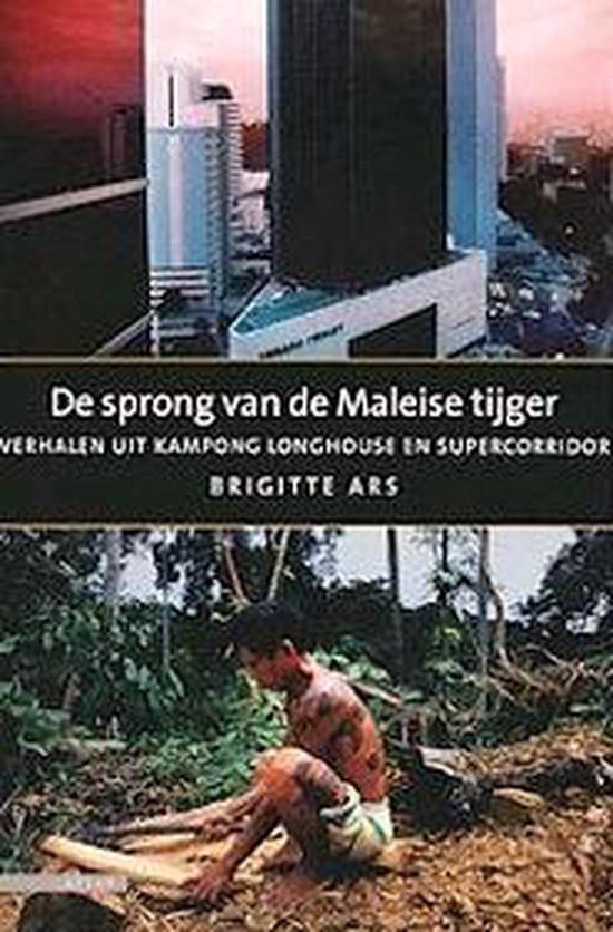 De Sprong Van De Maleise Tijger - Brigitte Ars |