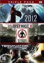 2012/District 9/Terminator Salvation