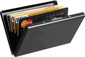 SBVR Creditcardhouder - RFID - zwart