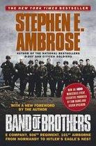 Boek cover Band of Brothers Us Tie in van Ambrose s