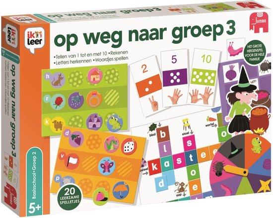 Uitgelezene bol.com   Ik Leer Op Weg Naar Groep 3   Games ZK-34