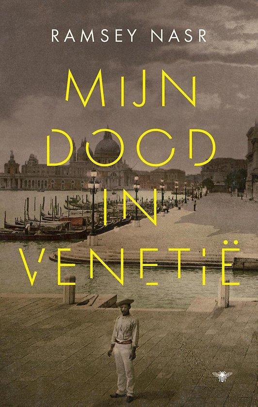 Boek cover Mijn dood in Venetië van Ramsey Nasr (Onbekend)