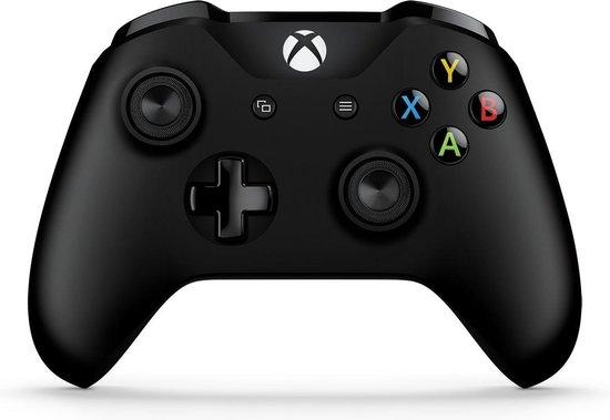 Afbeelding van Xbox One S Draadloze Controller - Zwart