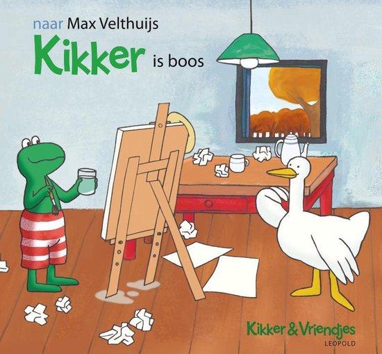Kikker is boos - A.Film |