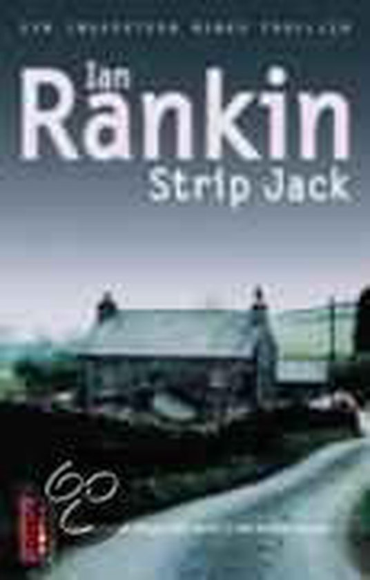 STRIP JACK - Ian Rankin |