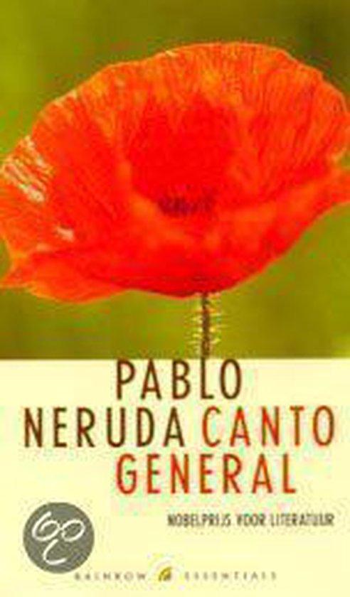 Canto General - Pablo Neruda |