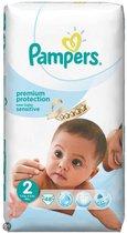 Pampers New Baby Sensitive - Maat 2 Voordeelpak 48 luiers