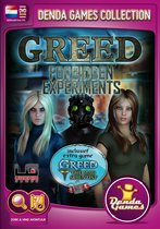 Greed, Forbidden Experiments incl. Greed, The Mad Scientist - Windows