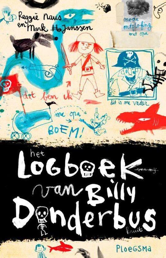 Het logboek van Billy Donderbus - Reggie Naus   Readingchampions.org.uk