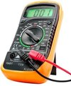 Ortho - Digitale multimeter Universeel meter plus Connectie/verbindings meter