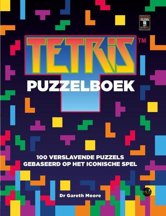 Tetris puzzelboek - Gareth Moore |