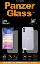 PanzerGlass Apple iPhone 11 w. PG Case