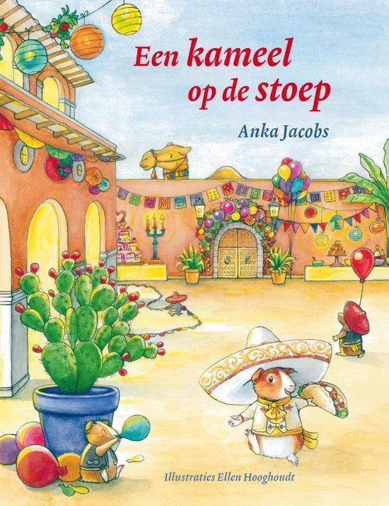 Een kameel op de stoep - Anka Jacobs | Fthsonline.com