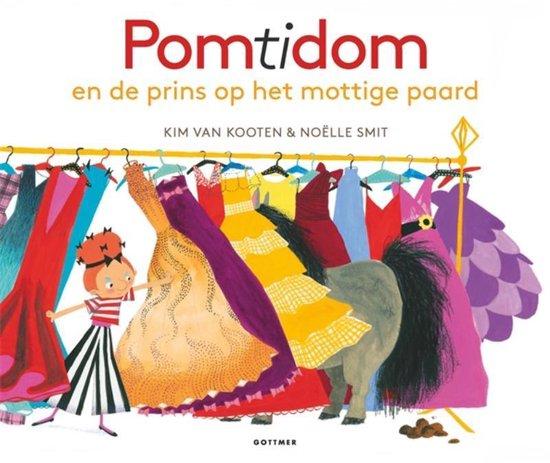 Pomtidom en de prins op het mottige paard - Kim van Kooten | Readingchampions.org.uk