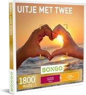 Bongo  Bon België - Uitje met Twee Cadeaubon - Cadeaukaart : 1800 activiteiten:  eten, wellness, cultuur en meer