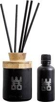 WOO Perfume Diffuser Black - 50ml - geur: Treasure