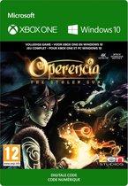 Operencia: The Stolen Sun - Xbox One/Windows Download