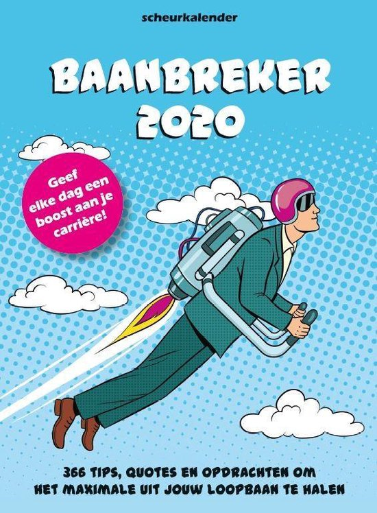 BaanBreker 2020 - Anne-Marije Buckens pdf epub