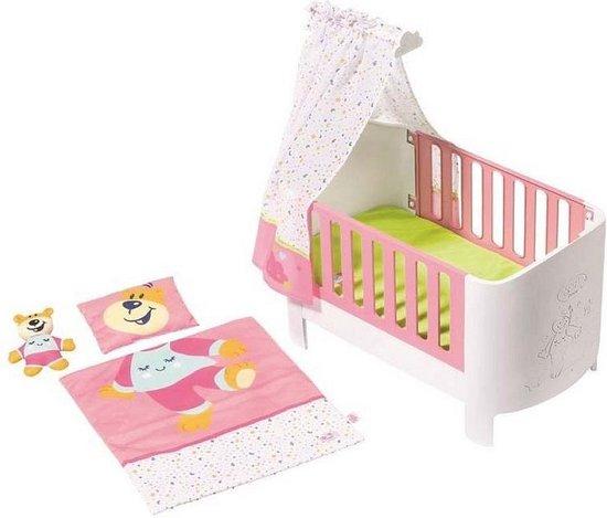 BABY born Magisch Hemelbed – Poppenmeubel met geluid