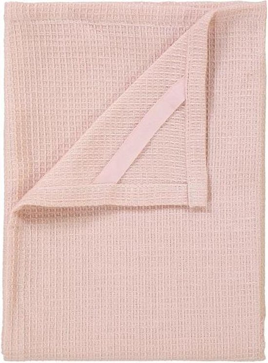 Blomus - Set 2 Tea Towels Rose Dust GRID