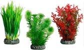 Aquarium plant sri lanka, assorted plastic, s